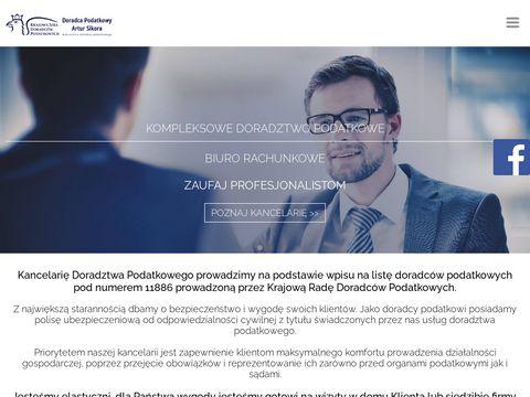 Kancelariadp.pl biuro rachunkowe Sosnowiec