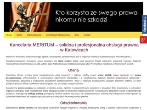 Meritum procesy spadkowe Katowice