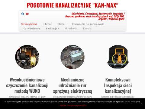 Kan-max.pl zapchania