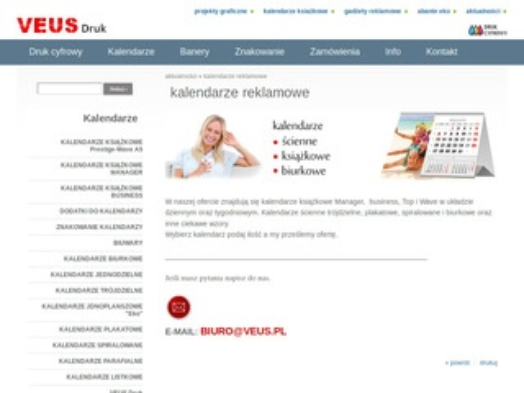 Kalendarze.veus.pl