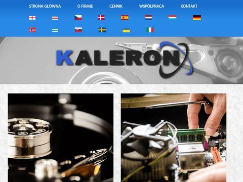 Serwis komputerowy i RTV - Kaleron sp. z o.o.