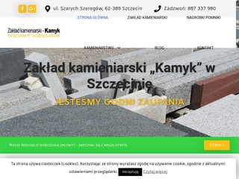 Kamieniarstwoszczecin.pl