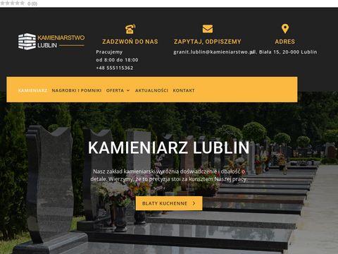 Kamieniarzlublin.pl zakład