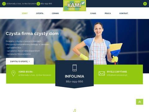 Kami.szczecin.pl - sprzątanie biur Szczecin