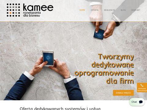 Kamee.pl oprogramowanie CRM i ERP