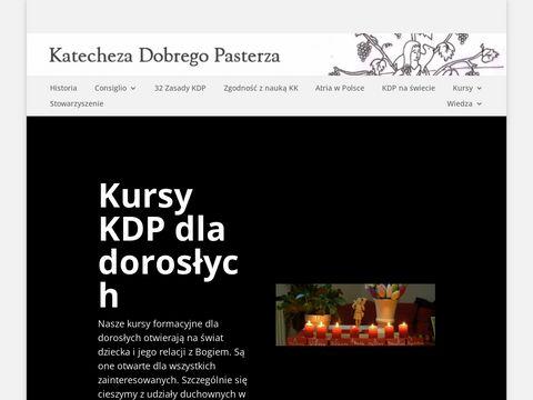 Katechezadobregopasterza.pl