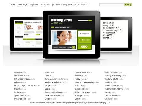 Katalog stron i firm - katalog.inforam.pl