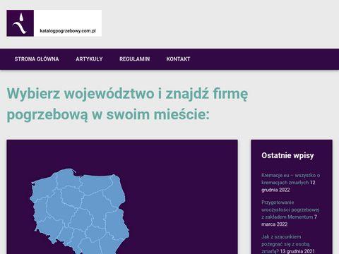 Katalogpogrzebowy.com.pl