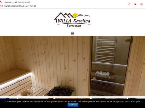 Villa Karolina noclegi