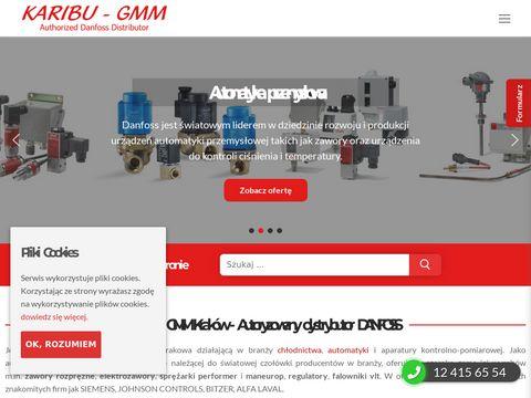 Karibu-GMM - dystrybutor Danfoss Kraków