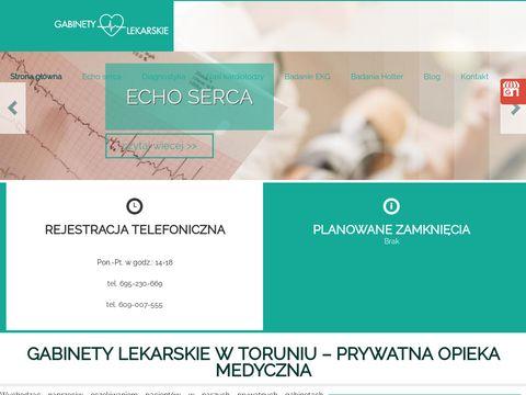 Kardiologtorun.pl