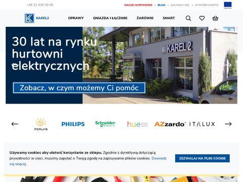Karel 2 Sp. z o.o hurtownia elektryczna Mikołów