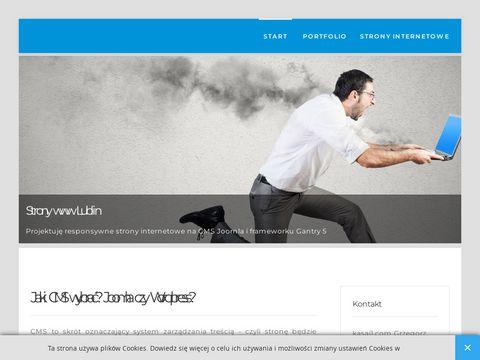 Kasai1.com responsywne strony www Lublin