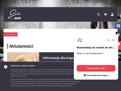 Kapelusze.mes.biz.pl damskie