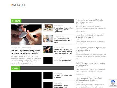 Kedu.pl - produkty przyspieszające odchudzanie