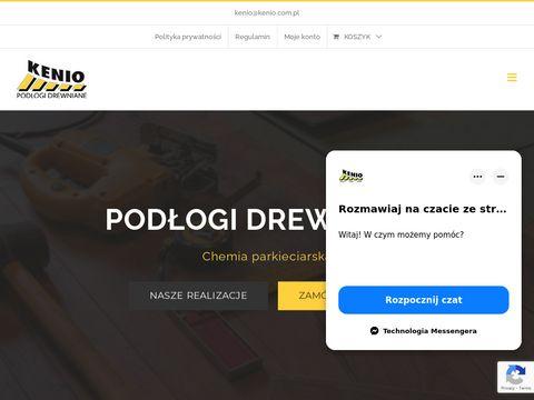 Kenio.com.pl usługi parkieciarskie
