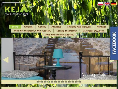 Keja.info.pl przyczepy kempingowe