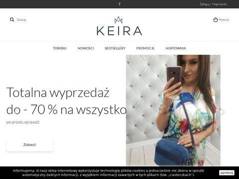 Keira.com.pl hurtownia torebek damskich