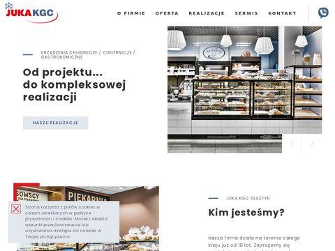 KGC.pl - wyposażenie gastronomii