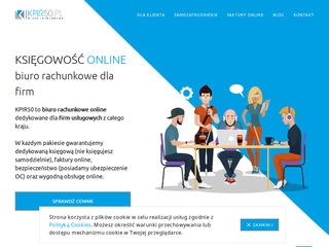 Kpir50.pl biuro rachunkowe online