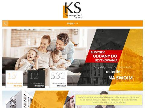 Ksdevelopment.pl mieszkania na sprzedaż