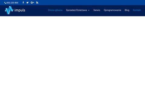Kseroimpuls.com.pl dzierżawa kserokopiarek