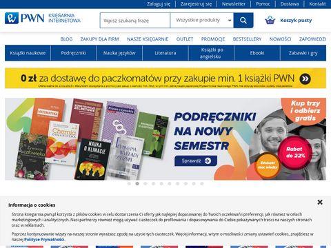 Ksiegarnia.pwn.pl Wydawnictwo Wilga