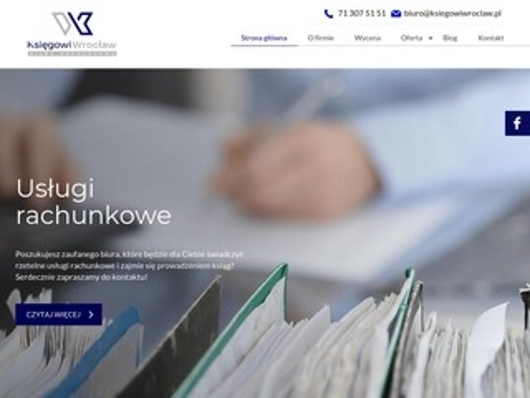 Ksiegowiwroclaw.pl biuro księgowe