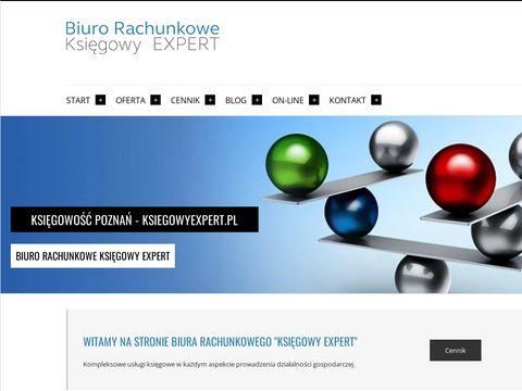 KsiegowyExpert.pl - biuro rachunkowe w Poznaniu