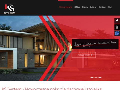 Ks-system.pl dachy Garwolin