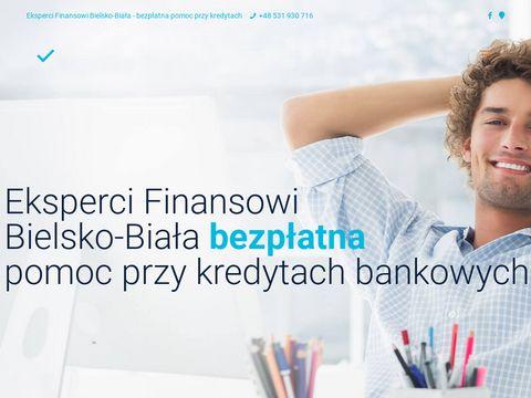 Kredyty-bielsko.pl Radosław Kremzer chwilówki