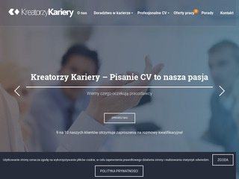 KreatorzyKariery.pl - doradztwo zawodowe