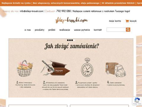 KrowkiFirmowe.pl - cukierki reklamowe