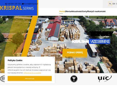 KrisPal palety Kielce