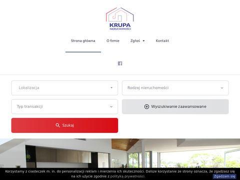 Jerzy Krupa sprzedaż domów wawer