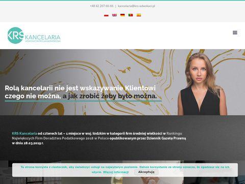 Krs-adwokaci.pl kancelaria Łódź