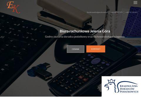 Krzywickabiuro.pl - księgowość Jelenia Góra
