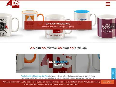 Kubki-reklamowe.com.pl z nadrukiem
