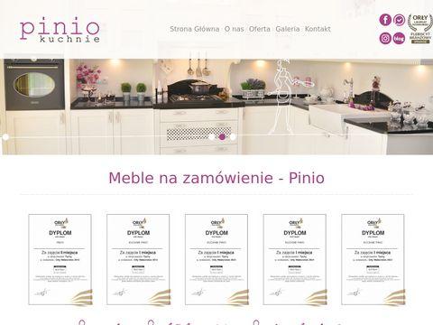 Piniop projekty kuchni Śląsk