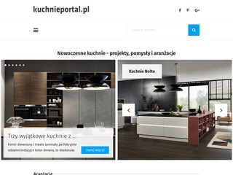 Kuchnieportal.pl skandynawskie