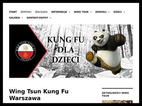 Kungfu.edu.pl - Wing Tsun Warszawa szkoła