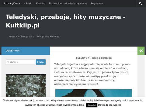 Kultklip.pl - kultura w teledyskach