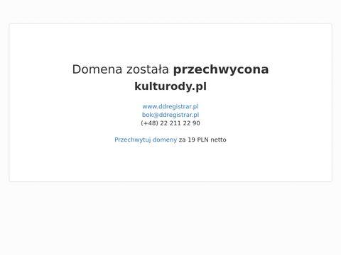 Kulturody.pl - lifestyle i moda