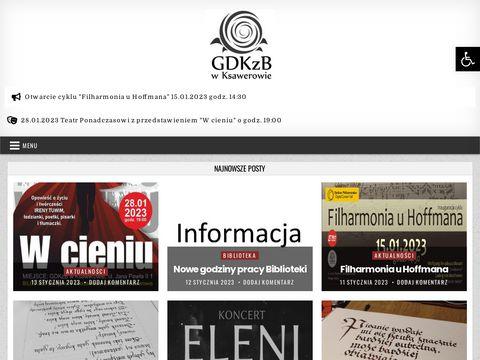 Ośrodek kultury w Ksawerowie