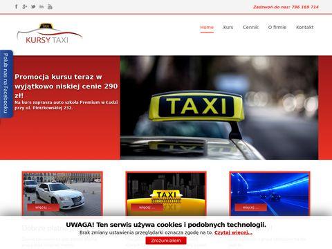Kursnataxi.pl Auto Szkoła Premium