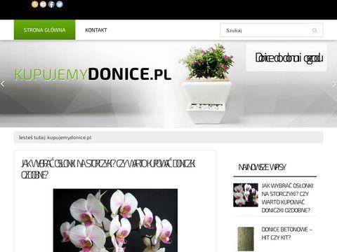 Kupujemydonice.pl - jaką kupić