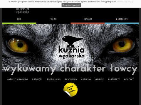 Kuzniawedkarska.pl rękodzieło ręcznie robione