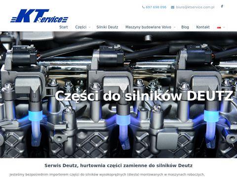 Ktservice.com.pl części Deutz