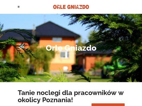 Kwateryorlegniazdo.pl - hotel pracowniczy