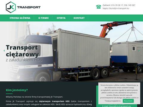 J-k-transport.eu HDS Poznań
